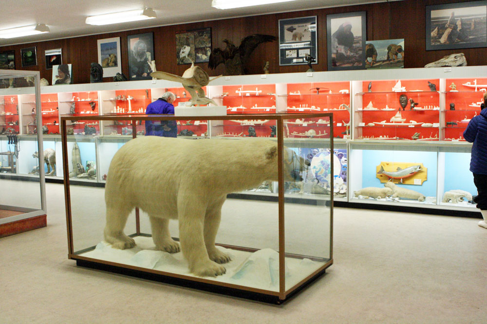 Eskimo Museum in Churchill