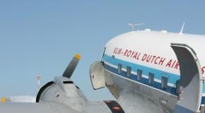Rundflug mit einer DC-3