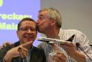 Ryanair-Boss zu Besuch