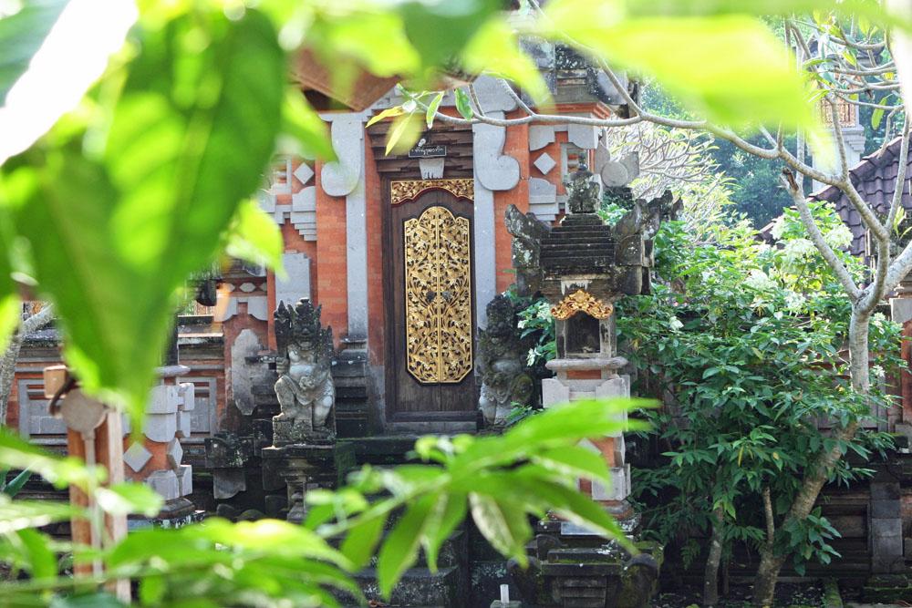 Tempel auf Bali