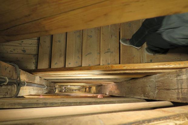 Vor den Toren Krakaus liegt die Salzmine Wieliczka. Hier geht es tief ins Innere der Erde.