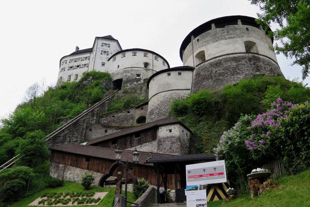 Imposant - Die Festung Kufstein