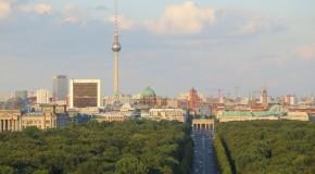 Hoch hinaus in Berlin