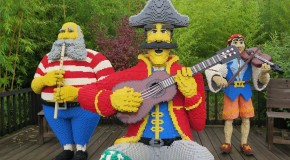 Im Legoland Günzburg