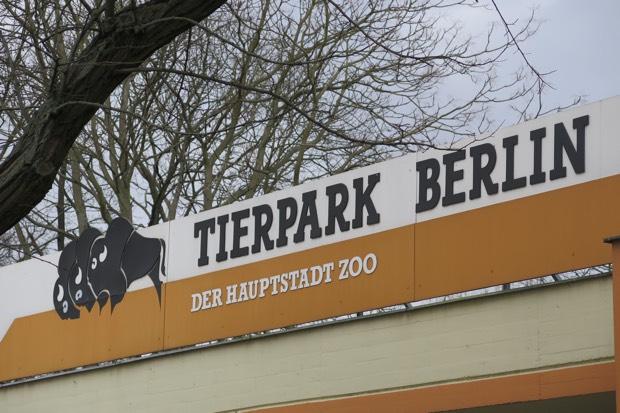 Der Tierpark befindet sich im Osten Berlins