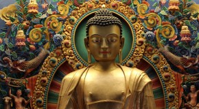 Unter buddhistischen Mönchen