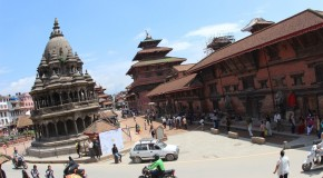Die Durbar Squares in Patan und Bhaktapur