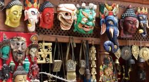 Der Affentempel Swayambhunath