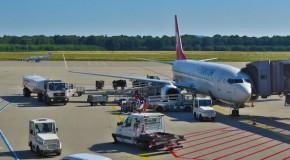 Flug von Köln/Bonn nach Istanbul