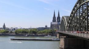 Kurzbesuch in Köln