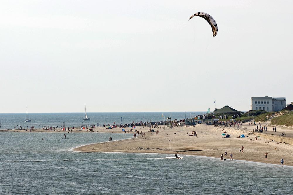 Strand der Nordseeinsel Norderney