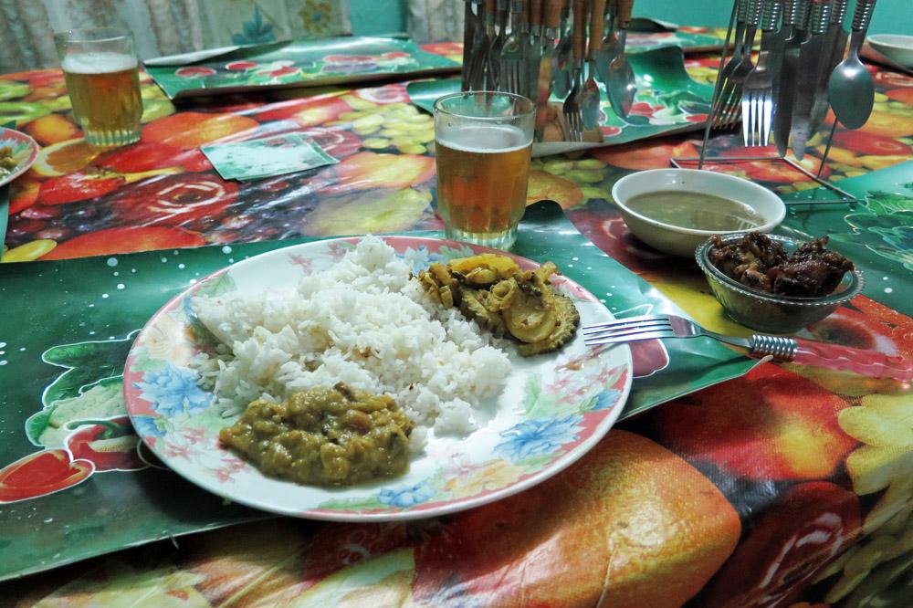 Reis ist ein fester Bestandteil der nepalesischen Küche