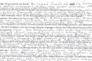 Interwie mit Reinhold Messner in seiner originalen Handschrift