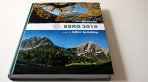 """Alpenvereinsjahrbuch """"Berg 2016″"""