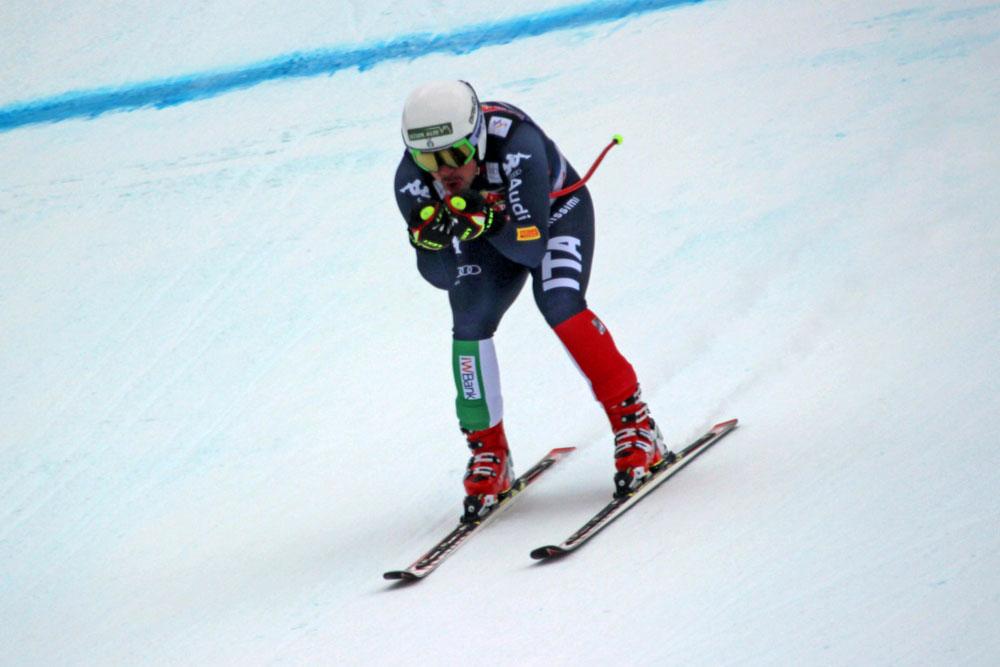 Peter Fill gewann das Rennen