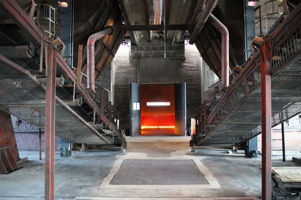 Im Gebäude der Kohlenwäsche liegt der Eingang zum Ruhr Museum