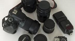 Die Suche nach der perfekten Fotoausrüstung