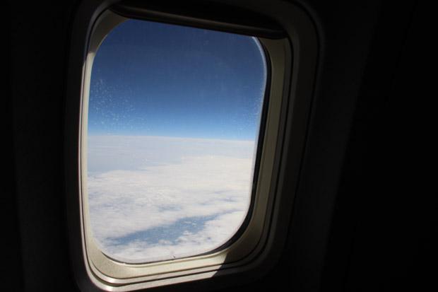 Über Serbien nahmen die Wolken zu