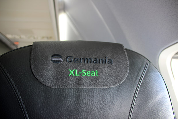 XL-Seat bei Germania