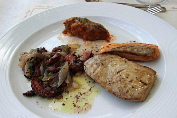 Fisch und Meeresfrüchte sind auf Zypern besonders beliebt