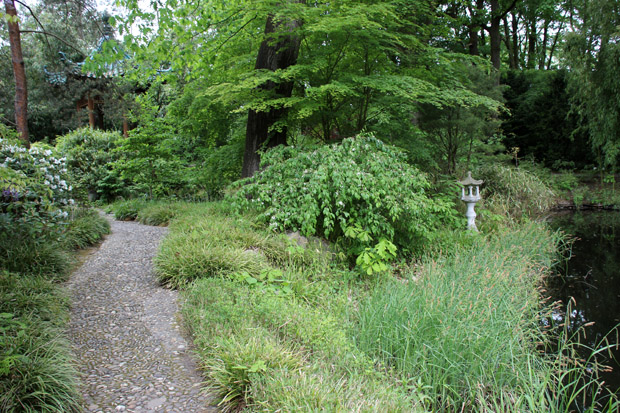 Der Garten ist ein Geschenk der Duisburger Partnerstadt Wuhan