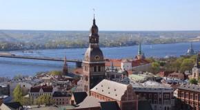 Riga in bewegten Bildern