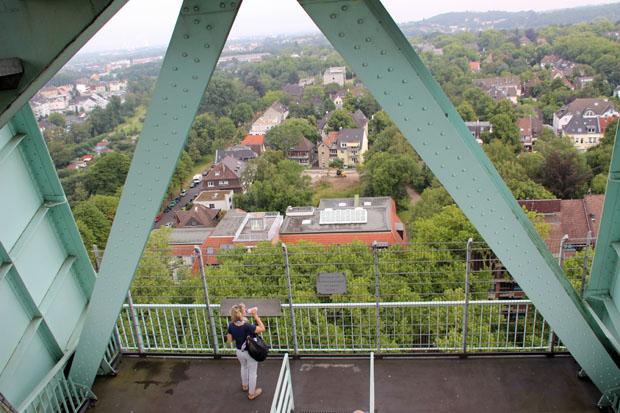 Wer aufs Fotografieren verzichten kann, dürfte sich hier oben aber an der tollen Aussicht erfreuen