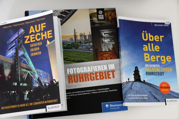 Besonders empfehlenswerte Bücher zum Ruhrgebiet