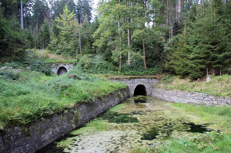 Huttaler Widerwaage des Oberharzer Wasserregals im Harz