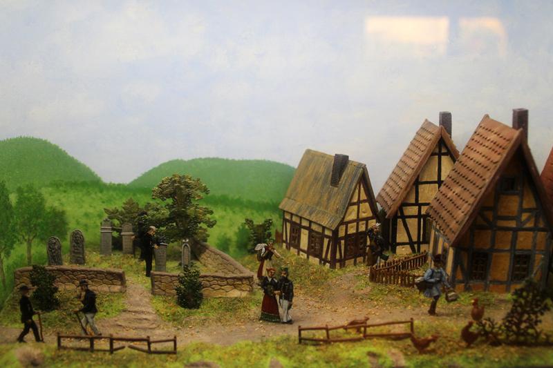 Das Zinnfigurenmuseum Goslar im Harz