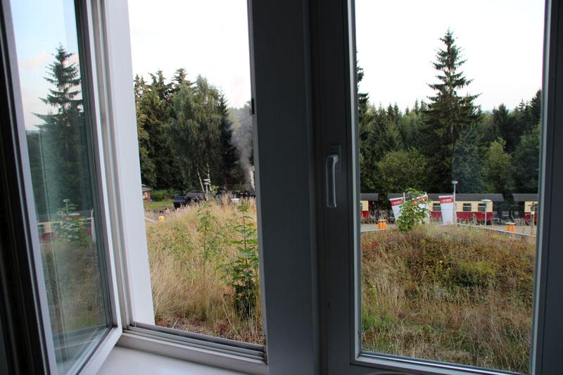 Ausblick aus dem Hotel Kräuterhof