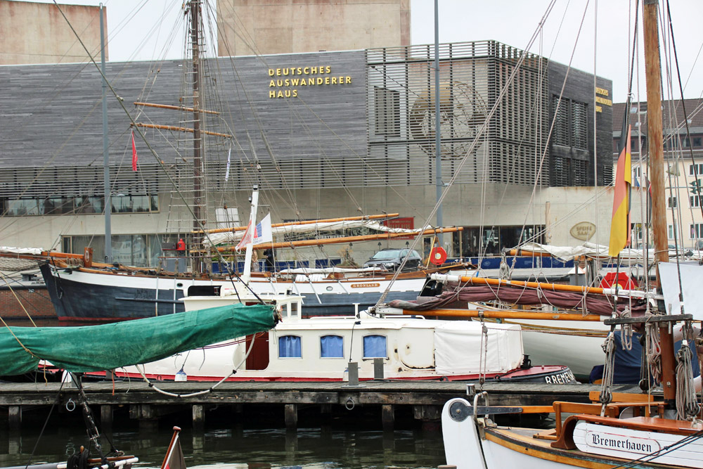 Das Deutsche Auswandererhaus in Bremerhaven