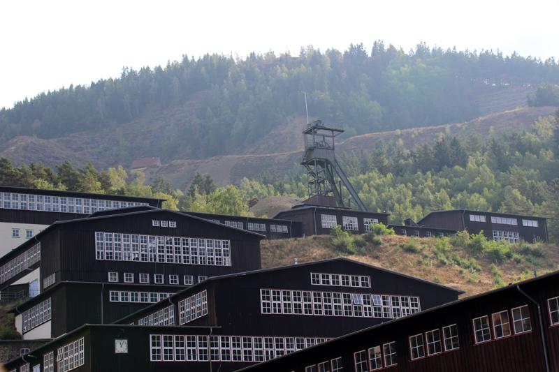 Das Erzbergwerk Rammelsberg in Goslar wurde von der UNESCO zum Weltkulturerbe erklärt