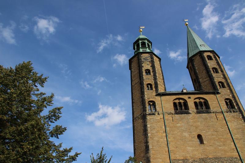 Die Marktkirche in Goslar