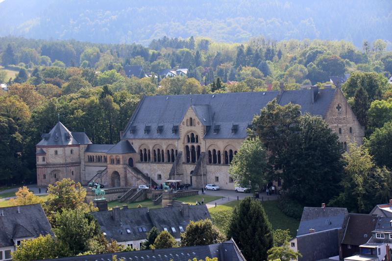 Die Kaiserpfalz in Goslar
