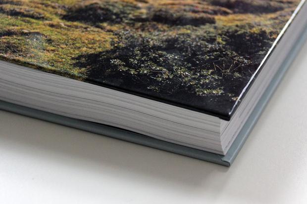 Insgesamt 256 Seiten stark ist das Buch