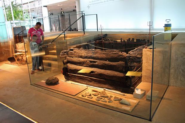 Das Archäologiemuseum in Herne hat mich positiv überrascht