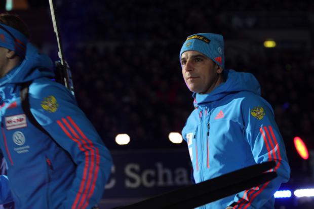 Olympasieger Ricco Groß trainiert die russische Mannschaft