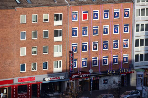 Der Kieler Hafen hat verschieden Gesichter