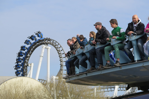 Der Moviepark in Bottrop