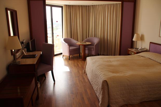 Mein Zimmer im St. Raphael Resort