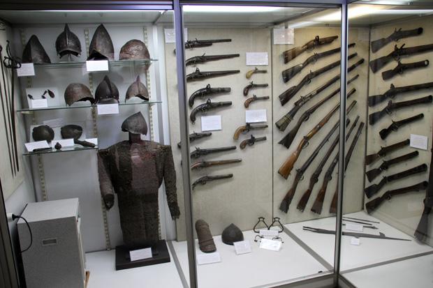 Das Mittelaltermuseum ist besonders sehenswert