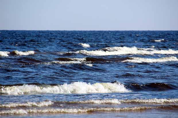 Einfach nur aufs Meer schauen, ist so schön entspannend