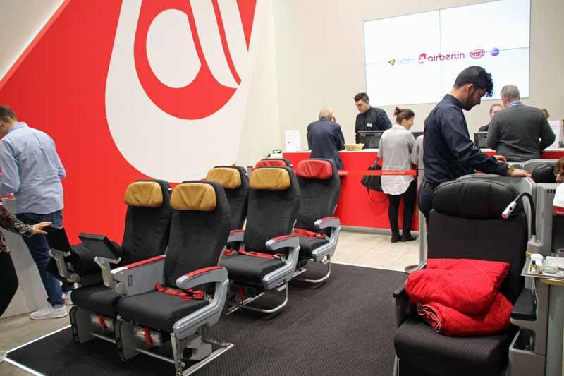 Air Berlin auf der ITB