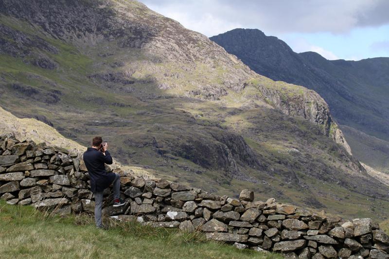 Im Snowdonia Nationalpark im Norden von Wales bietet die Natur zahlreiche Fotomotive