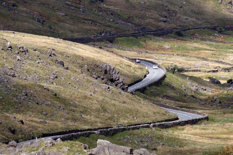 Wer einen Roadtrip durch Wales plant, muss unbedingt auch in den Snowdonia Nationalpark