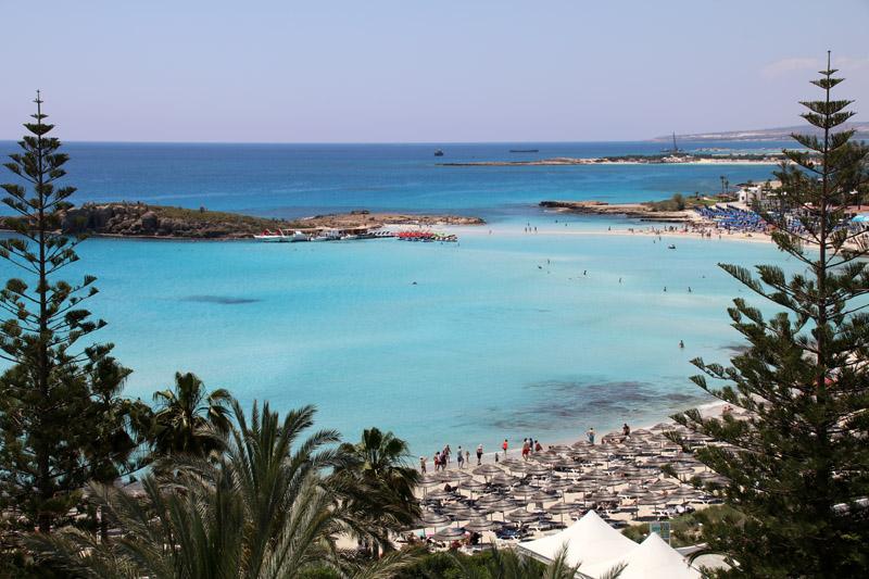 Wer denkt bei diesem Anblick nicht an die Karibik?