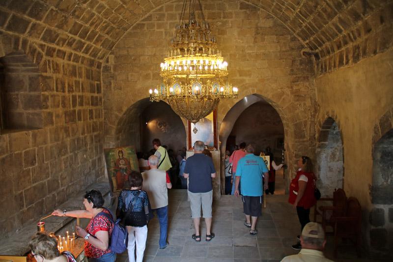 Das Ayia Napa Kloster auf Zypern