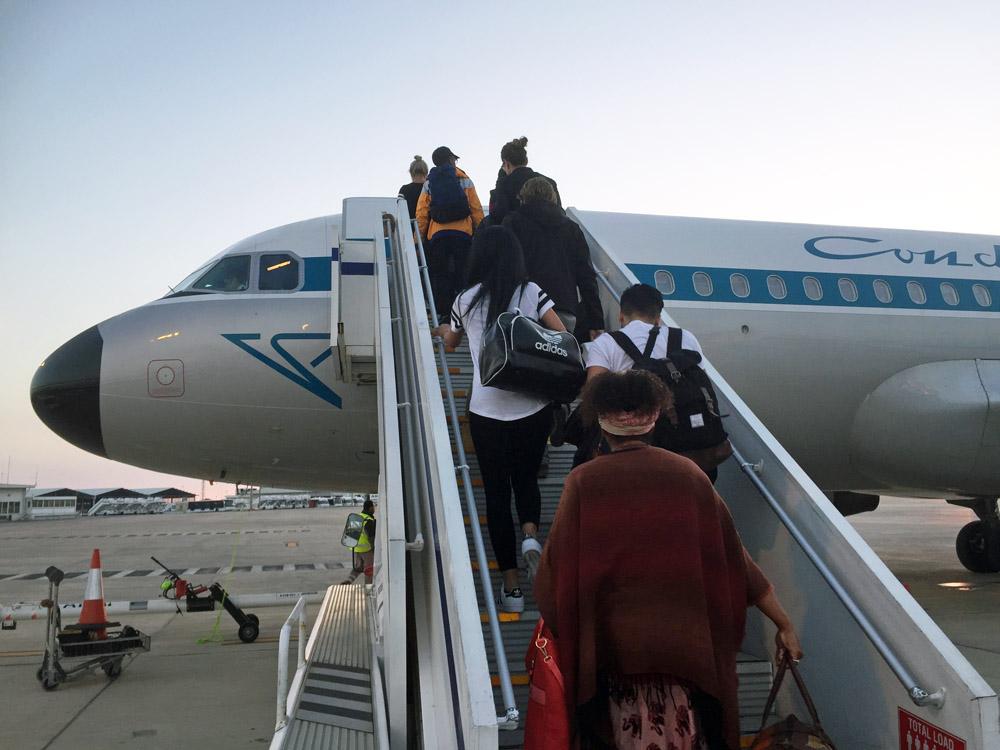 Egal mit welcher Lackierung - ein A320 ist einfach ein schönes Flugzeug
