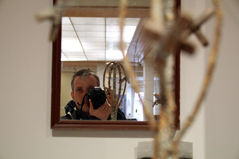 Nils Aas Kunstverksted am Goldenen Umweg in Norwegen